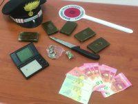 Termoli, mezzo chilo di hashish in casa: arrestato 22enne
