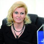 La presidente Kitarovic visita il Molise «Con la Croazia legami profondi»
