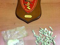 Bojano, beccato con 21 grammi di droga: 27enne arrestato
