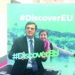I 18enni viaggiano gratis in Europa, Patriciello: questo è il modo migliore per raccontare l'Unione