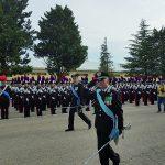 La Scuola allievi Frate di Campobasso in festa per i 204 anni dell'Arma