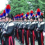 Carabinieri, ieri il giuramento dei 473 allievi della Caserma Frate di Campobasso