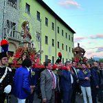 """San Nicandro, la solenne processione di """"ritorno"""" conclude i festeggiamenti a Venafro"""