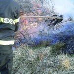 Isernia, task force in azione per scongiurare l'emergenza incendi