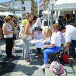Senologia ad Isernia, è l'ora del sit-in: tutti in Regione
