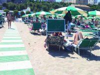 Termoli, spiagge già prese d'assalto nella prima domenica di luglio