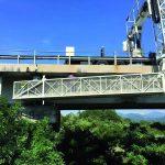 I viadotti della Trignina sotto la lente: partite le verifiche col 'by bridge'