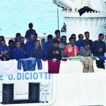 Nave Diciotti, Di Pardo chiede al Tar di Catania lo sbarco dei migranti