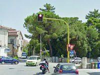 Multe all'incrocio in via delle Frasche a Campobasso, De Bernardo: «Fake news»