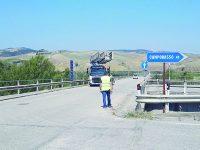 Controlli col by bridge al Ponte dello sceriffo tra Bifernina e Larino