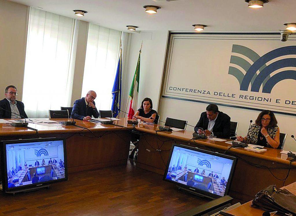 Commissario della sanità: Toma stana Giulia Grillo, i presidenti stanno con lui