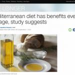 Con la ricerca sulla dieta mediterranea l'Istituto Neuromed di Pozzilli sbarca sulla Cnn