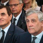 La kermesse di Fiuggi, Forza Italia riparte dal «centrodestra unito»
