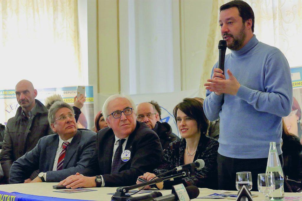 Mazzuto ha deciso: Romagnuolo non è più coordinatrice provinciale della Lega