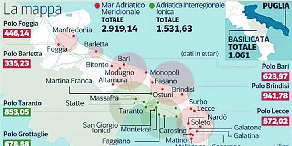 Zes, si chiude con la Puglia. Dopo Bari l'iter a Roma e il programma strategico