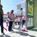 Isernia, apre 'Scuola sicura': bimbi in festa al polo San Leucio