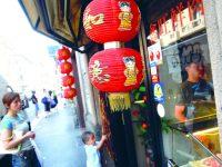 emmevi - chinatown - NEGOZI CINESI - ESERCIZI COMMERCIALI IN VIA PAOLO SARPI - CHINATOWN - VETRINE