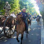 I Cavalieri del Tratturo in pellegrinaggio a San Giovanni Rotondo