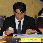 Di Baggio 'frena' Iorio in giunta: «Siamo noi a vantare un credito»