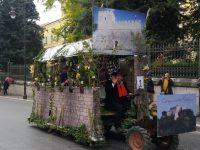 A Campobasso la festa dell'Uva 'sfida' il tempo e le avversità