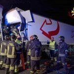 Maxi tamponamento sulla A1, perde la vita un camionista campobassano