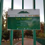 Campobasso, massi giù dalla collina Monforte: chiusa la via Matris