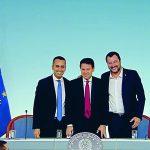 La pace fra Di Maio e Salvini mette le ali a 'Italia 5 Stelle'