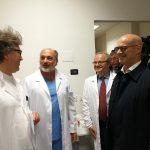Al Cardarelli di Campobasso 'rinasce' Oculistica: un reparto all'avanguardia in Italia