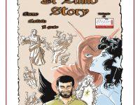 La vita di Di Zinno si trasforma in un fumetto, sabato a Campobasso la presentazione