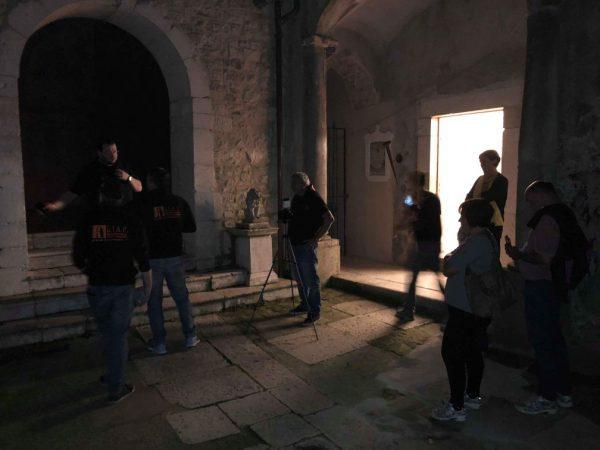 Pescolanciano, fantasmi al castello dei d'Alessandro: arrivano gli investigatori del paranormale