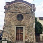Salvata dalla trasformazione in bar-edicola, oggi la chiesa di San Donato a Venafro è all'abbandono