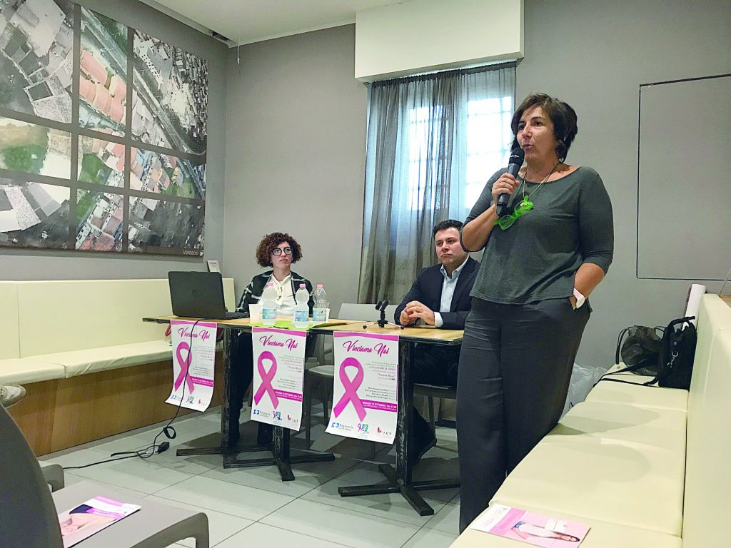 Tumori al seno in aumento, ma cala la mortalità