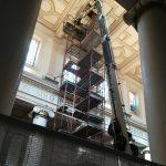Tetto da sostituire, la cattedrale di Campobasso chiusa a tempo indeterminato