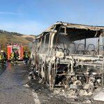 Autobus in fiamme, la Procura di Larino attende le relazioni ufficiali
