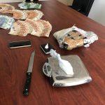 Campomarino, migliaia di dosi di cocaina e contanti: arrestato