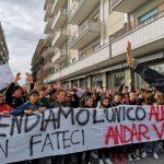 L'Alberghiero in corteo a Isernia, Coia: «Stiamo facendo il possibile»