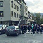 Isernia, ennesimo raid dei ladri nelle scuole della città: rubati 26 pc al Majorana
