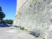 Campobasso, in stato di shock sulla collina Monforte: salvato dalla Polizia