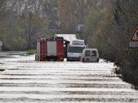 Esondazione Volturno, si contano i danni