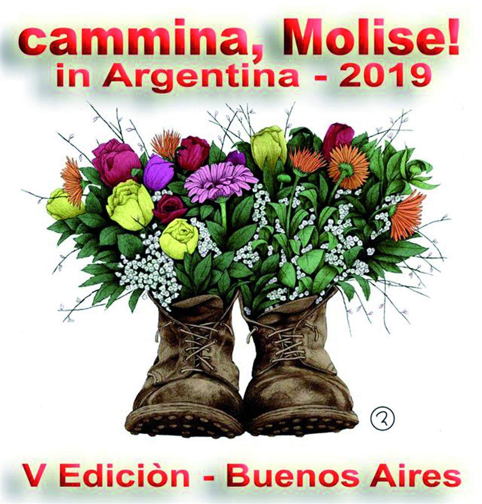Cammina, Molise! La carovana pronta a volare in Argentina