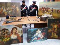 Furto nel capoluogo pentro: arrestati due albanesi in provincia di Caserta