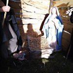 La vergogna di Natale, danneggiata la statua del Bambin Gesù del presepe di San Leonardo
