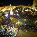 Campobasso, in 150mila con il naso all'insù: Misteri da record