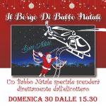 Montaquila, Masserie La Corte si trasforma nel borgo di Babbo Natale