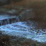 Venafro, ancora scempio nel torrente Rava: all'alba riappare la schiuma bianca