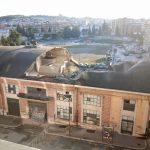 Crollo dell'ex rimessa Enel a Campobasso, ieri un altro sopralluogo: presto la decisione della Procura