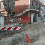 Termoli, la frana si allarga: sgomberate tre famiglie a Rio Vivo