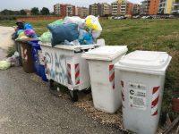 Termoli, la ditta non ritira i rifiuti conferiti male: città in rivolta