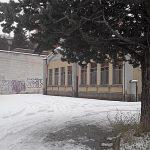 A Campobasso neve davanti alle scuole e marciapiedi come piste di pattinaggio, è polemica