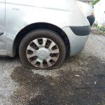 Gomme a terra a Termoli, vandali in azione in contrada Porticone